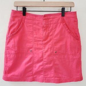 Athleta | Skort with Pockets Bright Pink